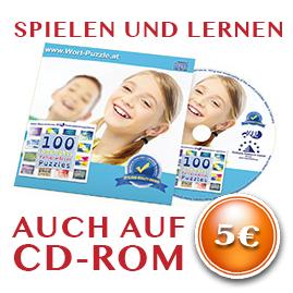 WORTPUZZLE AUF CD-ROM